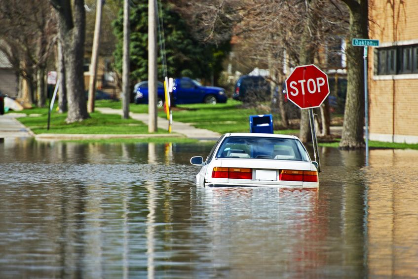 Indiana & Indiana County, PA. Flood Insurance
